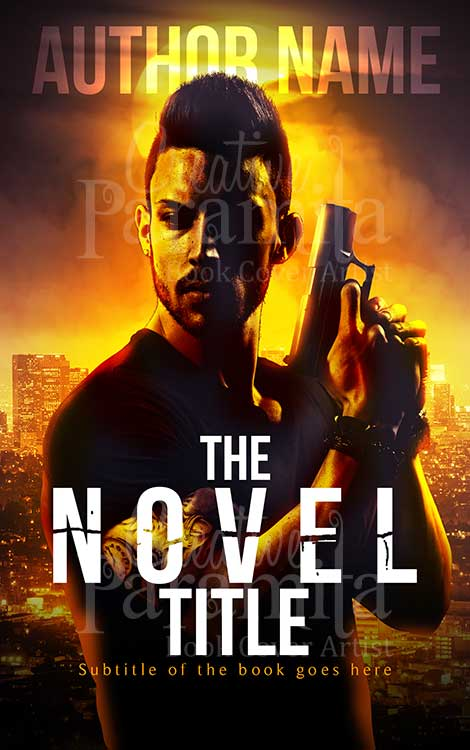 action book cover