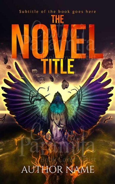 premium book cover