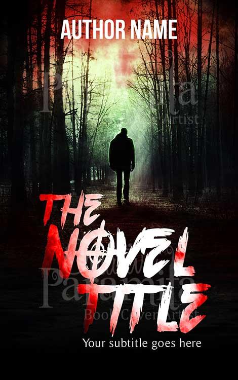 killer book cover