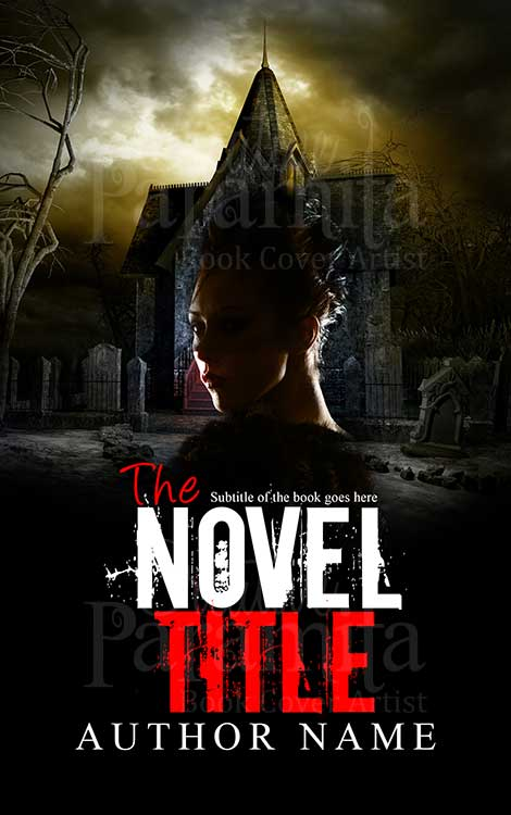 horror ebook cover
