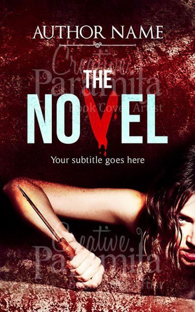 Thriller ebook cover