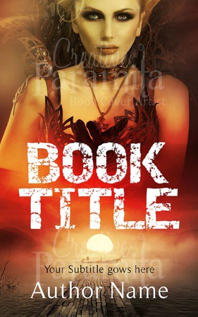 evil queen ebook cover