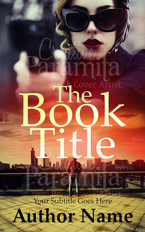 spy ebook cover design