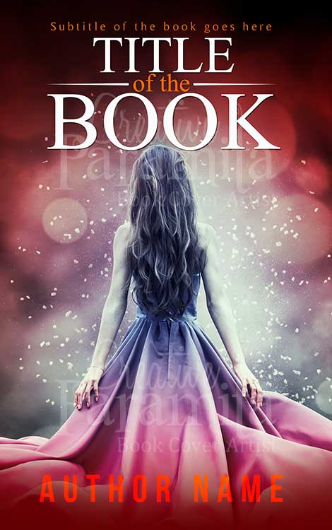 Premade Book Cover Fantasy : Provoke premade book cover