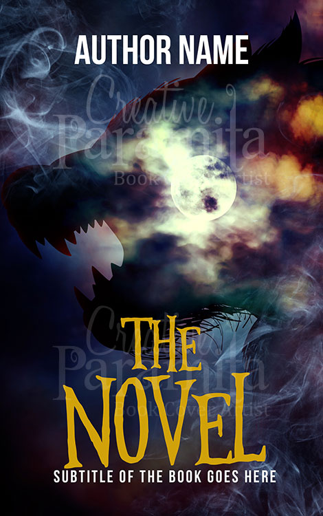 lycan premade book cover