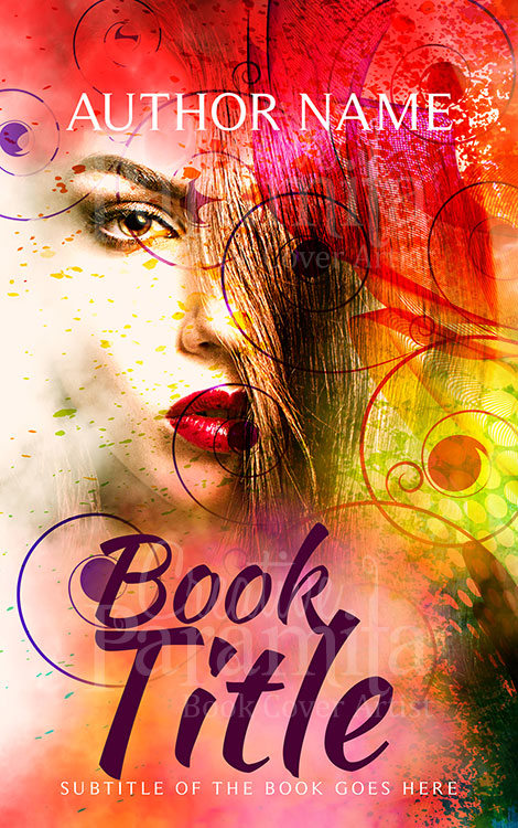 fantasy premade book cover
