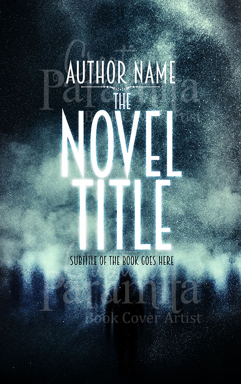 premade book cover cult