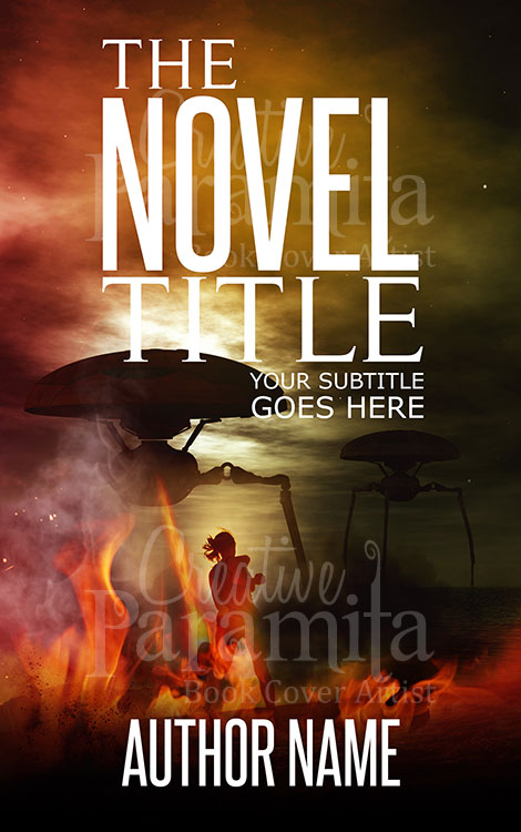 sci fi ebook cover