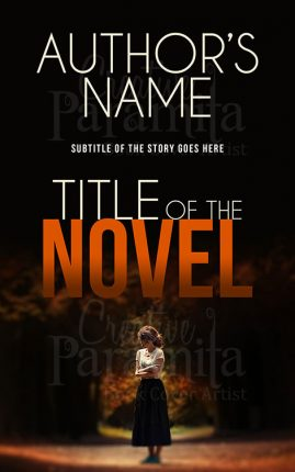 non fiction premade book cover
