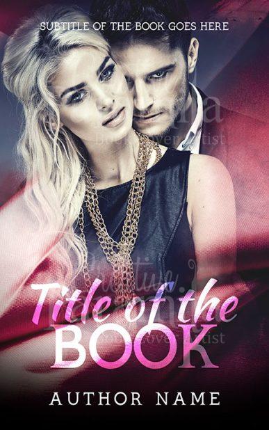 thriller premade book cover
