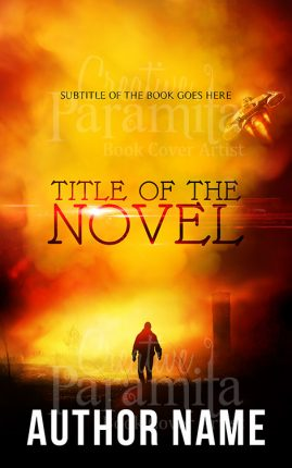 sci fi suspense ebook cover