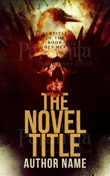 horror ebook cover design