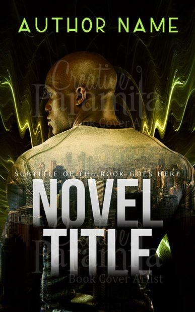 thriller ebook cover design
