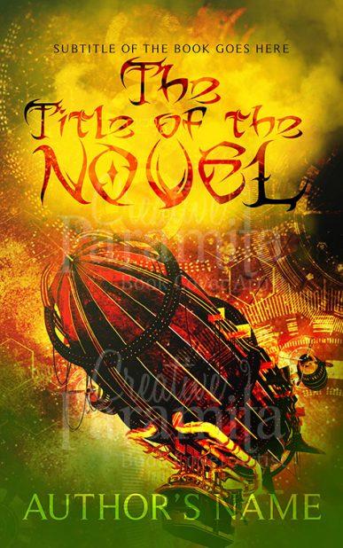 steampunk ebook cover