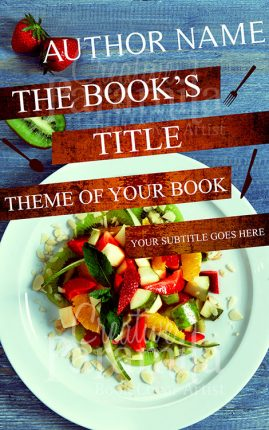 diet premade book cover