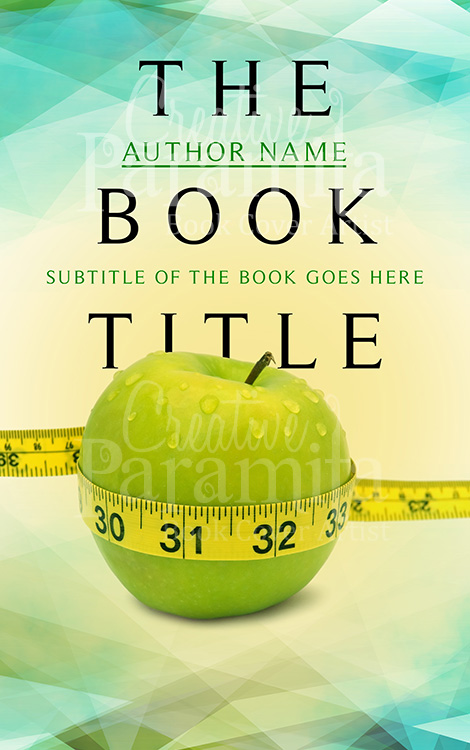 diet ebook cover design