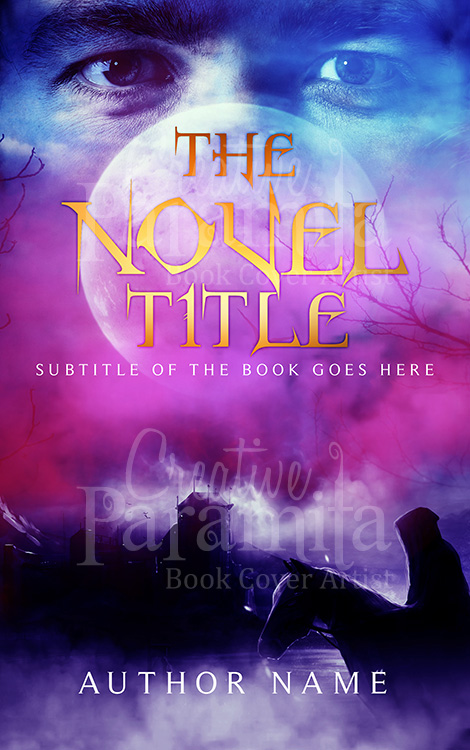 werewolf fantasy premade eBook cover