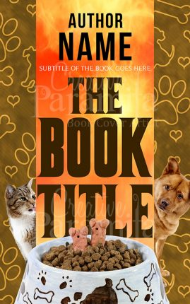 non fiction premade pets ebook cover