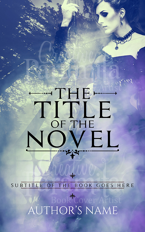 fantasy premade ebook cover