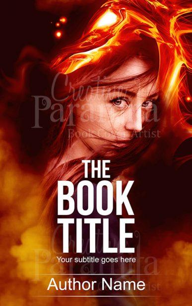 fantasy eBook cover design