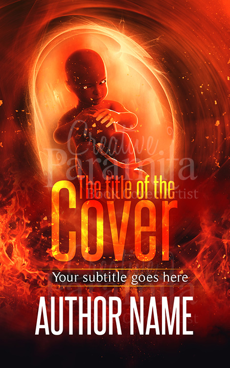 devil book cover design
