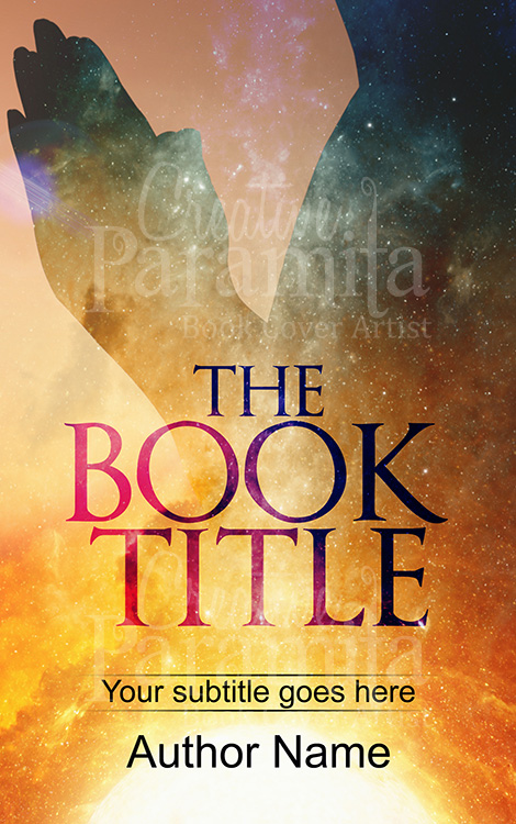 religious book cover design