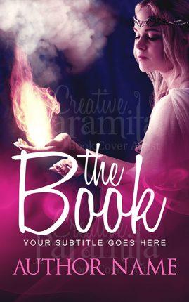 fantasy book cover design