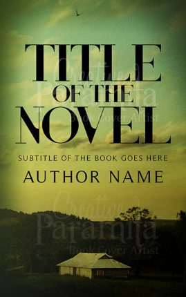 nonfiction book cover design