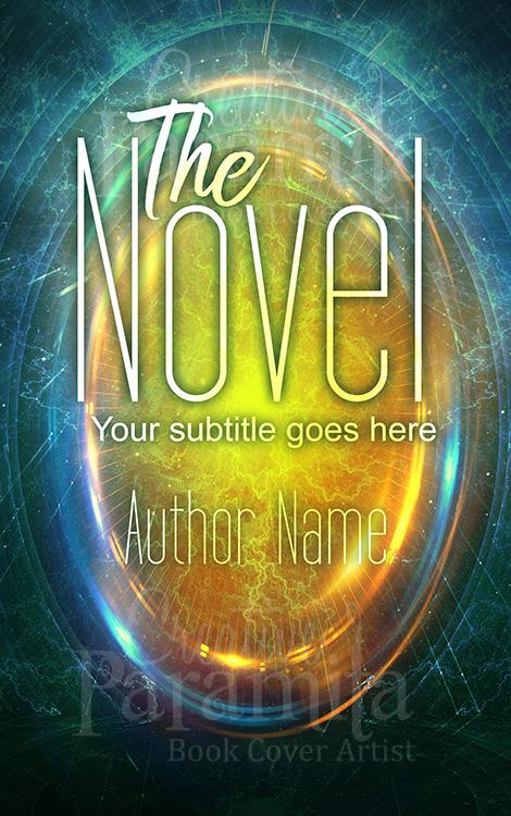 sci fi book cover design