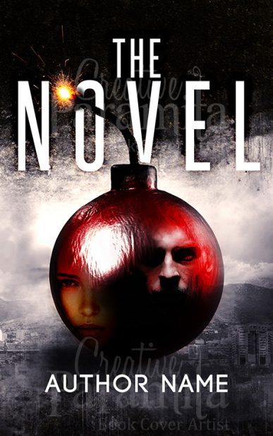 action book cover design