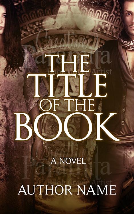 romance book cover design