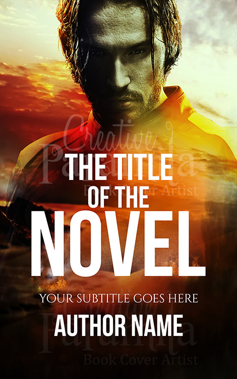 sci fi eBook cover design