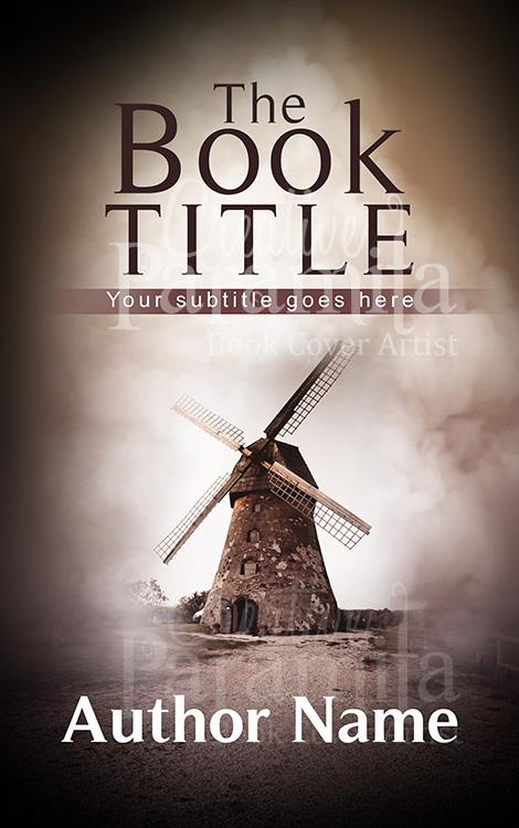 drama book cover design