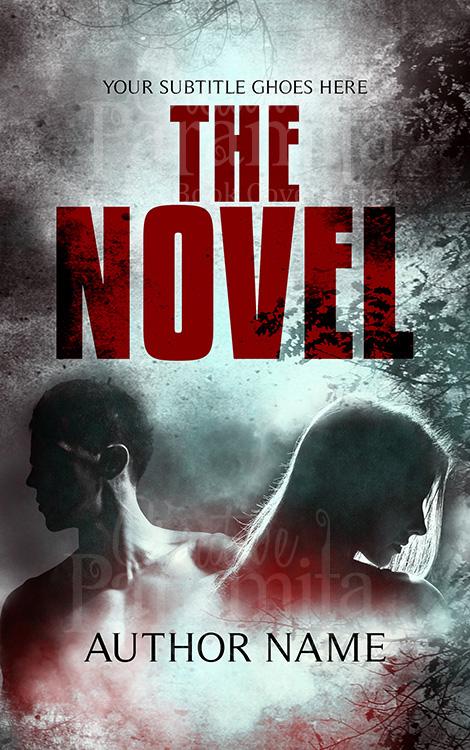 romance drama book cover