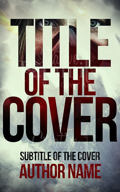 scifi ebook cover design
