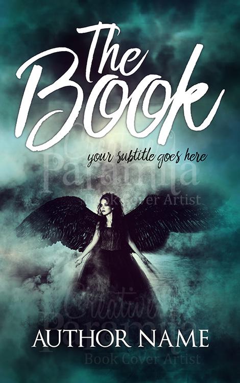 Fairy book cover