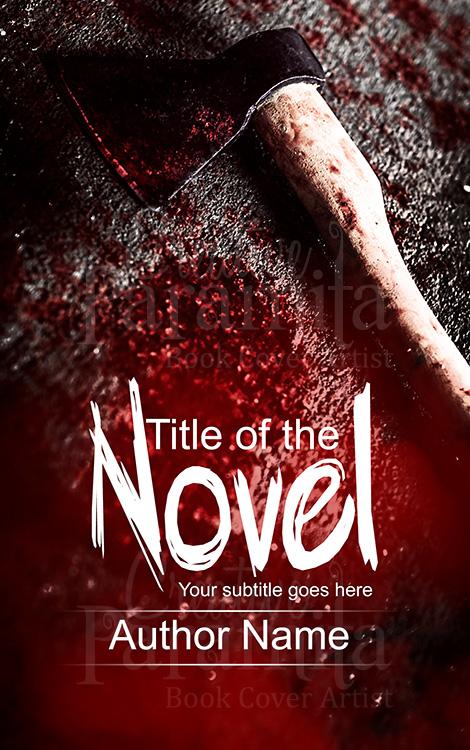 blood killer book cover