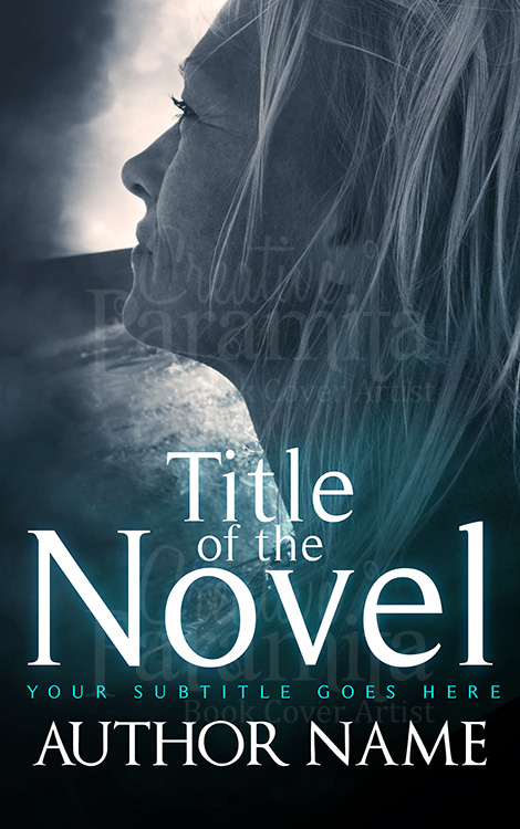 drama book cover design