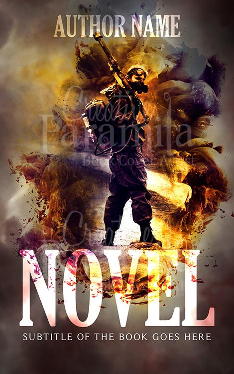 apocalypse premade book cover