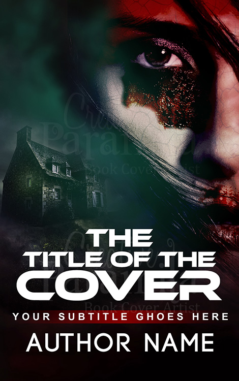 zombie horror book cover