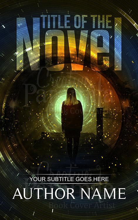 portal scifi book cover