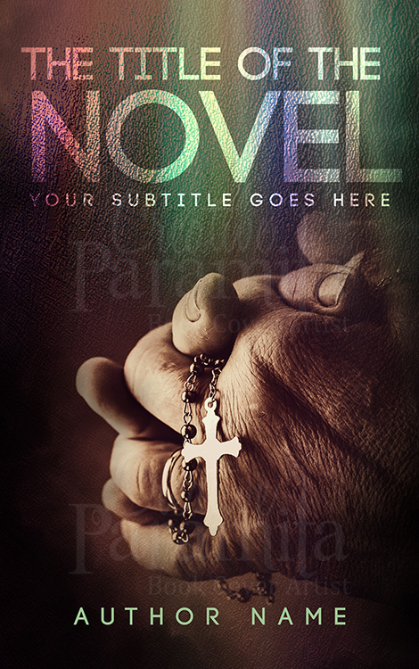 God premade book cover design