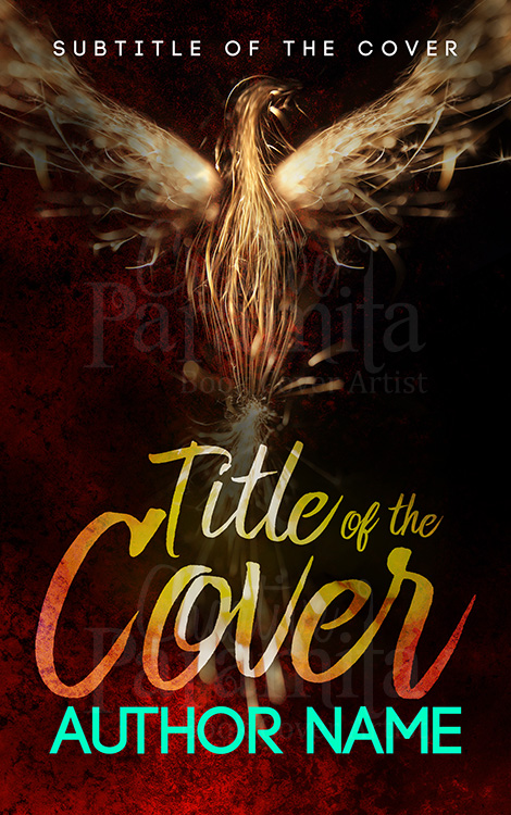 phoenix book cover design