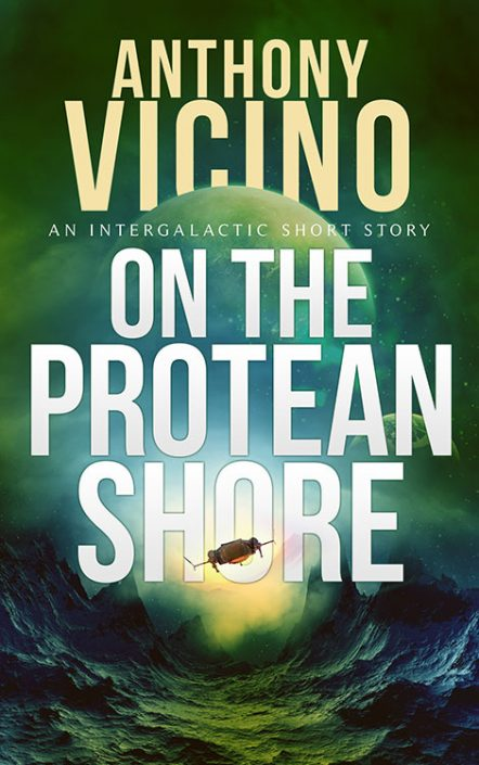 On The Protean Shore ebook cover