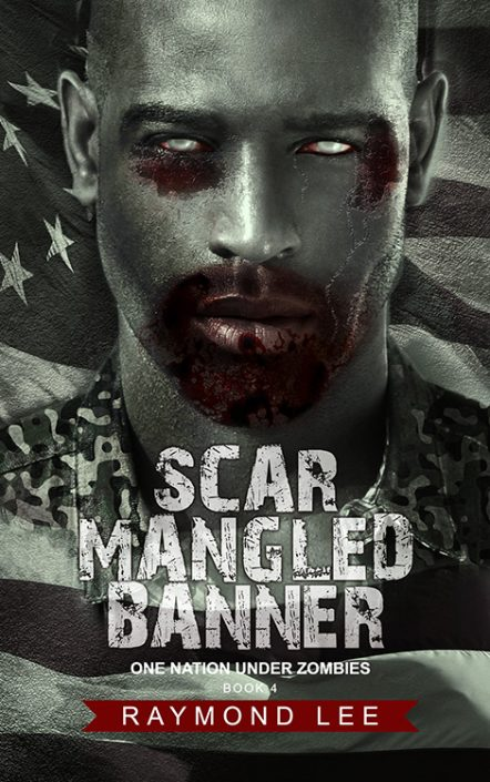 Scar Mangled Cover design