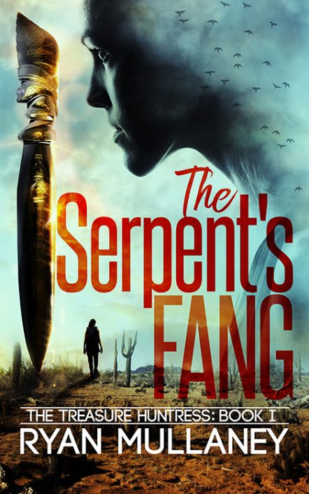 The Serpents Fang book cover