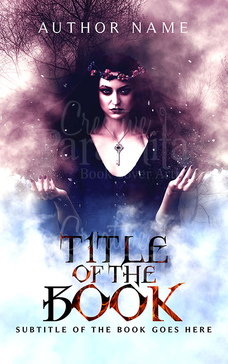 fantasy premade book covers