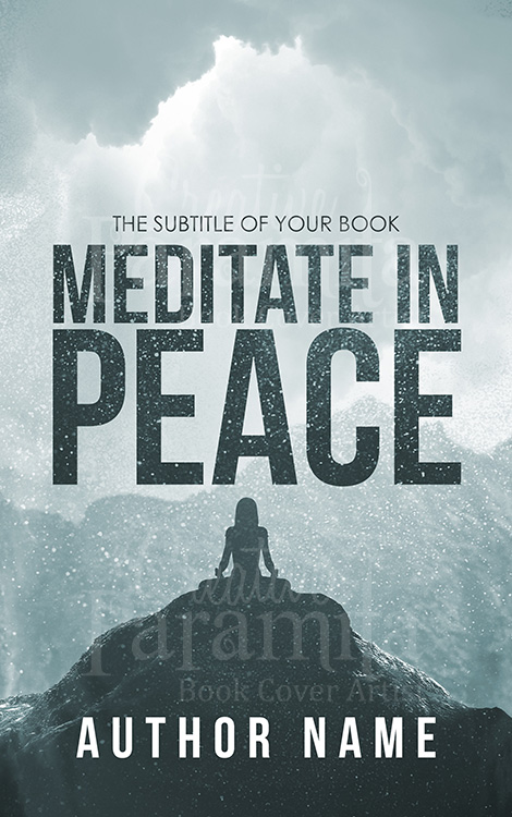 meditation premade eBook cover