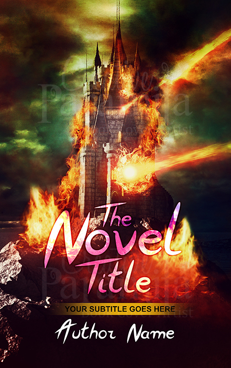 fantasy premade eBook cover design