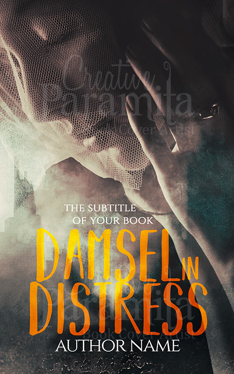drama premade eBook cover design